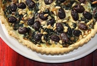 Swiss Chard Tart