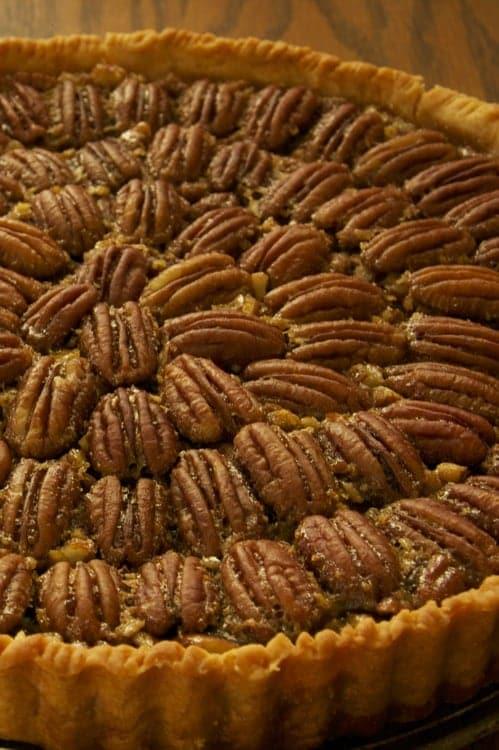 Bourbon-Pecan Tart | Bret's Table