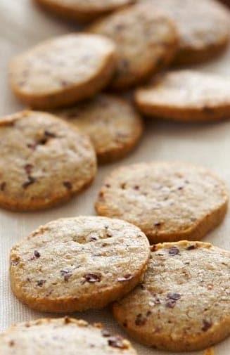 Cocoa Nib Crackers